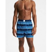 AEO Snowflake Flannel Boxer