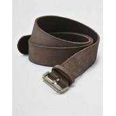 AEO Distressed Leather Belt