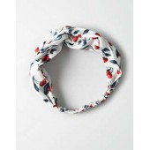 AEO Cherry Print Headband