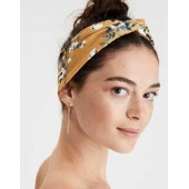 AEO Twisted Floral Headband