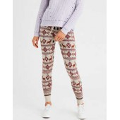 AEO Reindeer Fairisle Sweater Legging