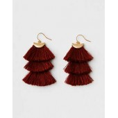 AEO Layered Tassel Earring