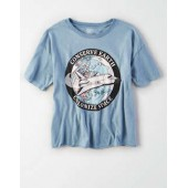 AE NASA Conserve The Earth Graphic Tee