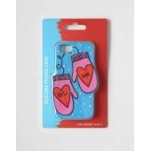 Holi-Bae Silicone iPhone Case
