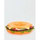 Big Mouth Cheeseburger Pool Float