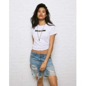 Don't Ask Why Graphic Tomgirl Tee