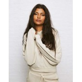 Don't Ask Why Plush Dolman Sleeve Hoodie