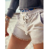 Aerie Lace-Up Easy Short