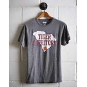 Tailgate Men's Clemson Pocket T-Shirt