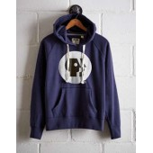 Tailgate Women's PBS Fleece Hoodie