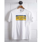 Tailgate Men's State Of Mind T-Shirt