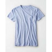 AE Heather Pocket T-Shirt