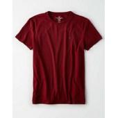 AEO Flex Solid Crew T-Shirt