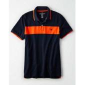 AEO Flex Stripe Polo