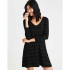 AE Shimmer Stripe Dress