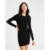AE Ahh-Mazingly Soft Ribbed Bodycon Sweater Dress