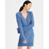 AE Tie Back Sweater Dress
