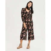 AE Rouched Waist Jumpsuit