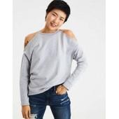 AE Cold Shoulder Sweatshirt