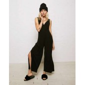 Don't Ask Why Drapey Jumpsuit