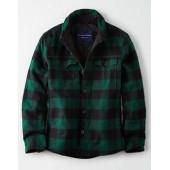 AE Seriously Soft Lined Shirt Jacket
