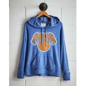 Tailgate Women's Knicks Plush Hoodie