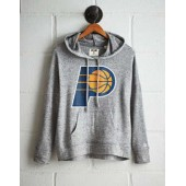 Tailgate Women's Indiana Pacers Plush Hoodie