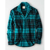 AE Flannel Buttondown Shirt