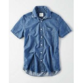 AE Chambray Buttondown Shirt