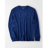 AE Long Sleeve Pocket T-Shirt