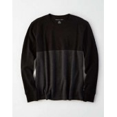 AE Long Sleeve Colorblock Thermal T-Shirt