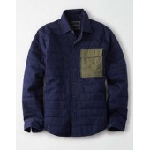 AE Quilted Overshirt