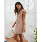 Aerie Lace Top Coverup