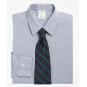 Milano Slim-Fit Dress Shirt, Non-Iron Point Collar