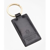 French Calfskin Key Fob