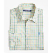 Non-Iron Madras Sport Shirt