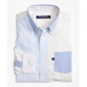 Non-Iron Supima Cotton Oxford Fun Shirt