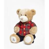 Gund Brooksie Holiday Bear