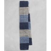 Golden Fleece Multi-Stripe Knit Tie