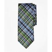 Plaid Oxford Tie