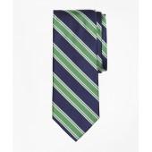 Double Framed Stripe Tie