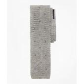Square End Knit Tie
