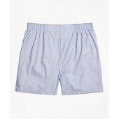 Traditional Fit Hairline Stripe Boxers