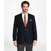 Madison Fit Doeskin Stretch Wool Blazer