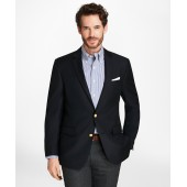 Country Club Regent Fit Saxxon Wool Two-Button Blazer