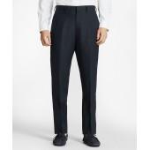 Regent Fit Linen Trousers