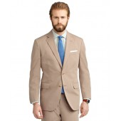 Madison Fit Poplin Suit