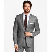 Regent Fit Double-Windowpane 1818 Suit