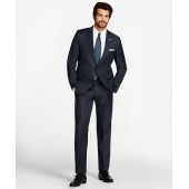 Golden Fleece Regent Fit Windowpane Suit