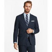 Regent Fit BrooksCool Plaid Suit